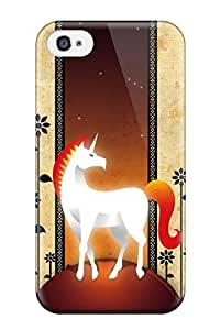 Hot Tpye Unicorn Horse Magical Animal Case Cover For Iphone 6 4.7