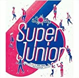 Kpop CD, SUPER JUNIOR Sexy, Free & Single 6TH ALBUM Repackage: SPY K-POP CD SEALED