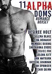11 ALPHA DOMS (Box Set) (Erotic Romance): ROMANCE ANTHOLOGY