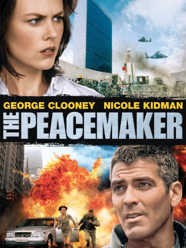 DVD : The Peacemaker