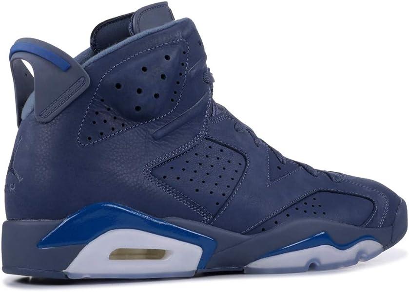 1377ac89e6c049 AIR Jordan 6 Retro  DIFFUSED Blue  - 384664-400. Nike Air Jordan 6 Retro   384664-400  Men Casual Shoes Jimmy Butler Diffused