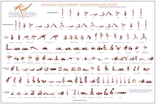 Nysa Ashtanga Yoga Póster: Amazon.es: Hogar