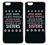 Best Case Friends - iPhone 7 Funny Couples Cases BFF Best Friends Review