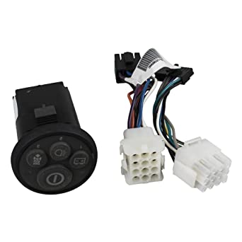 Amazon.com: Husqvarna 586590705 – Switch. ASSY. Smart ...