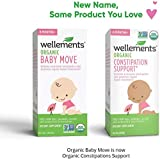 Wellements Organic Baby Constipation Support, 4 Fl