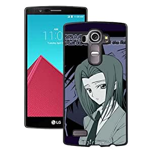 Popular And Unique Designed Cover Case For LG G4 With Code Geass Kallen Stadtfeld Lelouch Lamperouge Boy Girl Look black Phone Case BY icecream design