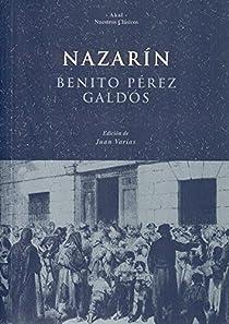 Nazarín par Pérez Galdós