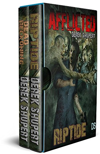 Afflicted Series (Books 2-3) (Afflicted Series Boxset)