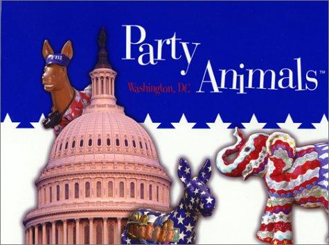 Party Animals, Washington, D.C pdf epub