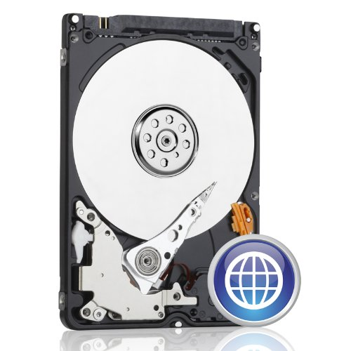 Western Digital 160 GB WD Blue SATA II 5400 RPM 8 MB Cache Bulk/OEM Notebook Hard Drive