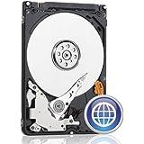 WD Blue 250GB  Mobile Hard Disk Drive - 5400 RPM SATA 3 Gb/s  2.5 Inch  - WD2500LPVT