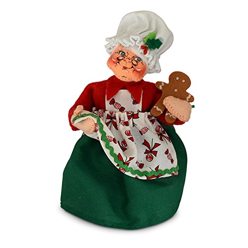 Candy Annalee Christmas (Annalee 6in Mrs. Chef)