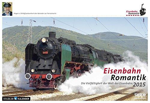 Eisenbahn-Romantik 2015: SWR Fernsehen