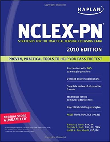 Kaplan NCLEX-PN, 2010 Edition: Strategies for the Practical