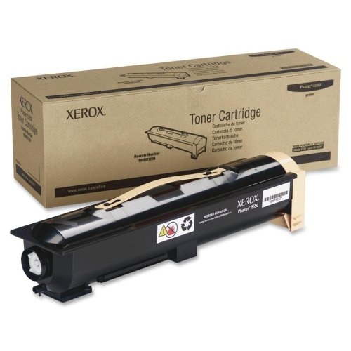Xerox, Black Original Toner Cartridge For Phaser 5550B, 5550Dn, 5550Dt, 5550Dx, 5550N, 5550V_Dns