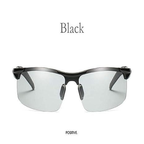 Yangjing-hl Gafas de Sol Semi sin Montura polarizadas Driver ...