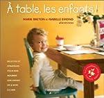 � TABLE LES ENFANTS : RECETTES ET STR...