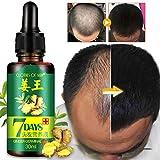 (US) Ginger Germinal Oil Hair Growth Essential Oil Hair Loss Treatment For Men & Women 30ml