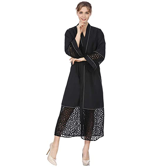 ed858635959 Boarka Women's Dresses, Womens Muslim Middle East Arabia Maxi Dress with  Hijab: Amazon.in: Clothing & Accessories
