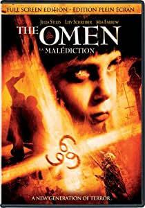 The Omen (Full Screen) (Bilingual)