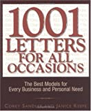 img - for 1001 Letters For All Occasions: The Best Models for Every Business and Personal Need book / textbook / text book
