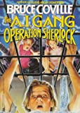 Operation Sherlock, Bruce Coville, 0671892495
