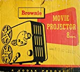 super 8 movie projector - Kodak Brownie 8MM Movie Projector