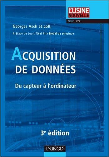 Acquisition de données - 3ème édition - Du capteur à l'ordinateur