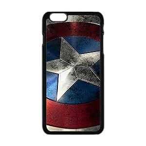 captain america's shield Phone Case for Iphone 6 Plus