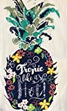 Mainstays 2-Pack Specialty Flour Sack Kitchen Towel (Tropic)