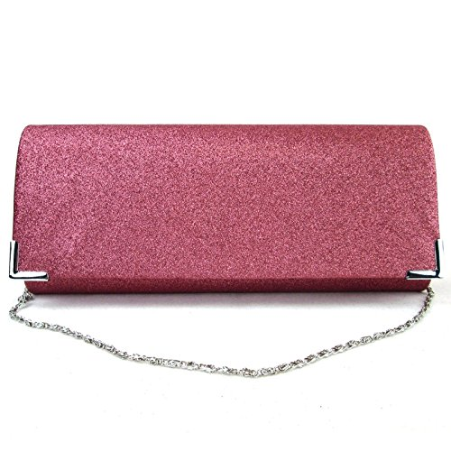 Boutique Di Kandibag, Damen Clutch Rose