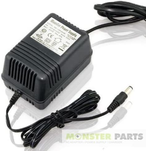 Digipartspower New AC Adapter for Boss GT-3 GT-6 GT-8 GT-6B Roland Power Supply Cord Charger PSU