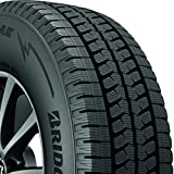 Bridgestone Blizzak LT Studless-Winter Radial Tire-LT265/70R17 121R 10-ply