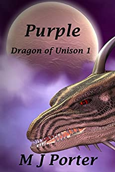 Purple (The Dragon of Unison Book 1) by [Porter, M J]
