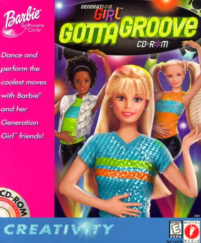 Gotta Groove (Barbie Generation Girl) - PC