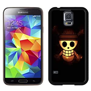 Beautiful Designed Case For Samsung Galaxy S5 I9600 G900a G900v G900p G900t G900w Phone Case With One Piece Skull Phone Case Cover