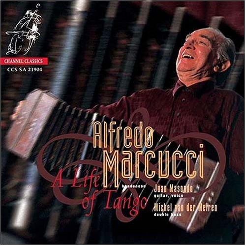 SACD : Alfredo Marcucci - Life Of Tango (Hybrid SACD)