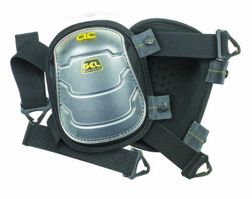 (CLC Custom Leathercraft 375 Gel-Tek Swivel Cap Kneepads )