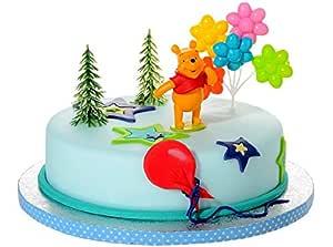 Decoración para tartas Winnie the Pooh 4 ...
