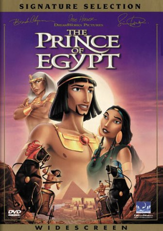 The Prince of Egypt - DTS Edition by Dreamworks Video