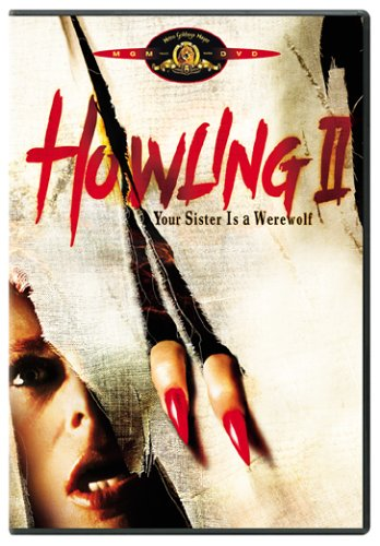 Howling II - Your Sister Is a Werewolf (Bearing Half)