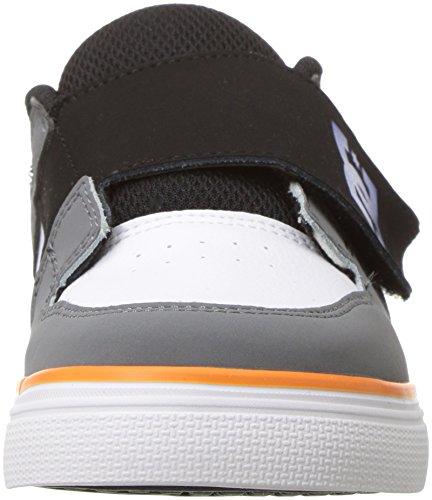 DC - Zapatos primeros pasos para niño gris/azul