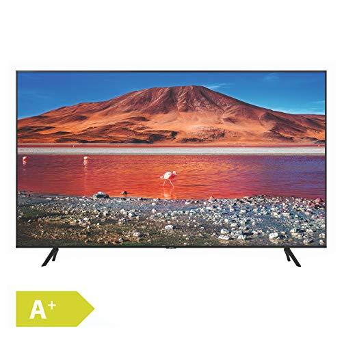 Samsung GU75TU7079U 190.5 cm (75″) 4K Ultra HD Smart TV Wi-Fi Black GU75TU7079U, 190.5 cm (75″), 3840 x 2160 pixels, LED, Smart TV, Wi-Fi, Black