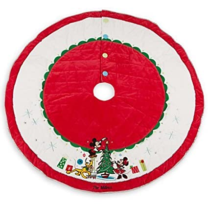 Image Unavailable. Image not available for. Color: Mickey Mouse and Friends Tree  Skirt ... - Amazon.com: Mickey Mouse And Friends Tree Skirt - Holiday: Toys & Games
