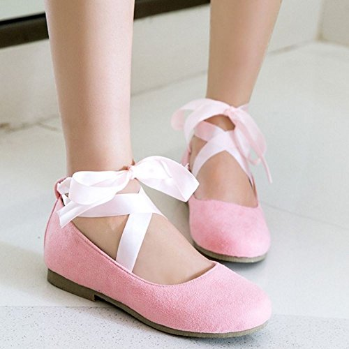 Zapatos Daughter Pink Ballets Flat Zanpa 4q5zXpwq