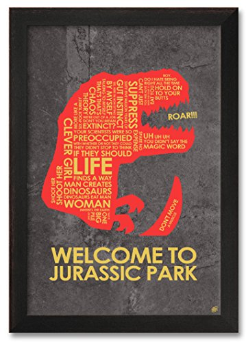Northwest Art Mall Jurassic Park,WELCOME TO JURASSIC PARK Pr
