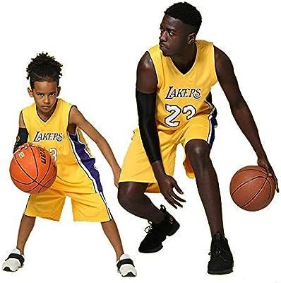 Lakers Kobe Bryant # 24# 8Jersey - Conjunto sin Mangas clásico ...
