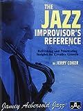 Jazz Improvisor's Reference by Jerry Coker