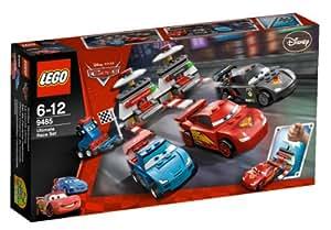 LEGO Cars 9485 - Set de carreras definitivo