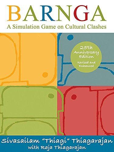 Barnga: A Simulation Game on Cultural Clashes - 25th Anniversary Edition by Intercultural Press